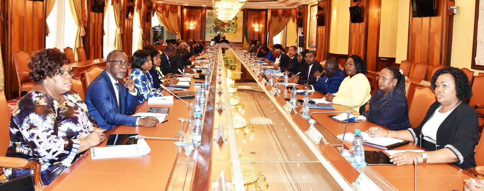 Communiqué final du conseil des ministres du 23 février 2018 + nominations