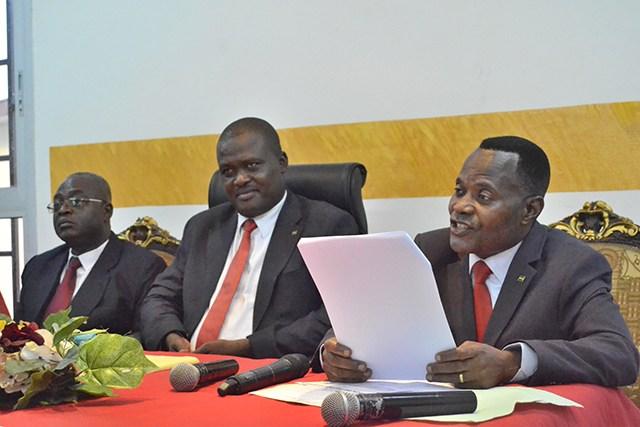UPG : Naissance des Mamboundouistes, un nouveau courant pour éjecter Mathieu Mboumba Nziengui