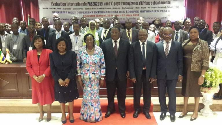 Réflexion à Libreville pour évaluer le système éducatif des 15 pays africains francophones