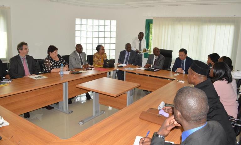 La CPG sollicite l'expérience de la SFI pour créer une structure de financement d'entreprises privées