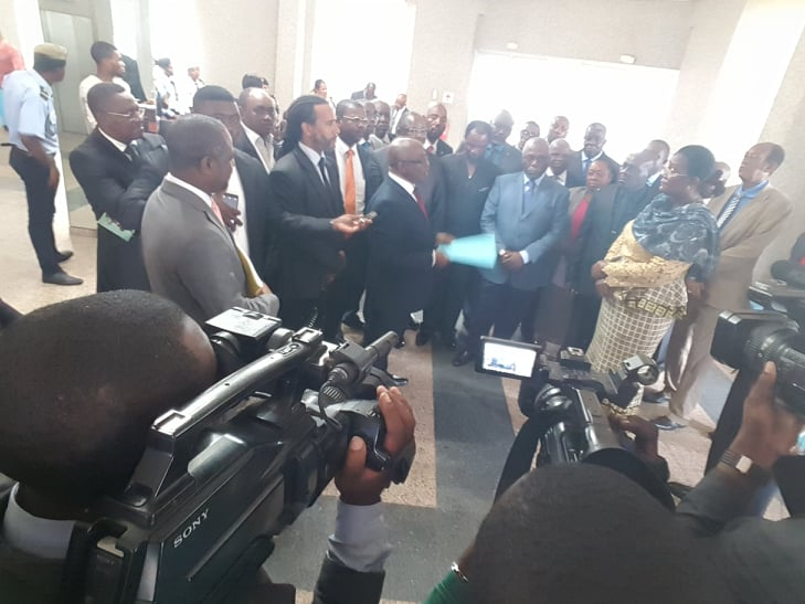 Urgent: Maganga Moussavou, Ndaot Rembongo et Ndemezo'o Obiang non solidaires des autres opposants