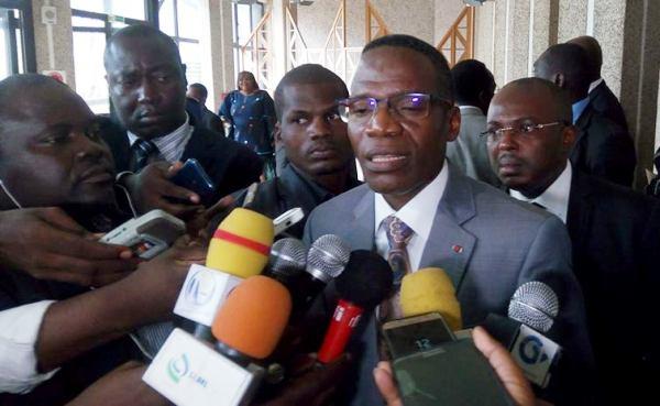 Lambert Noël Matha s'exprime ce lundi sur le casse tête appelé Centre gabonais des élections