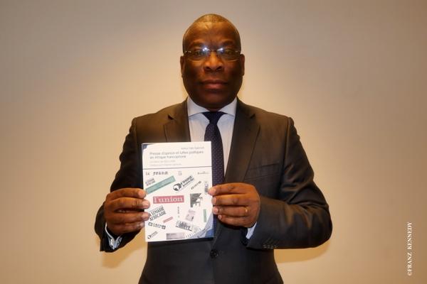 «Presse d'opinion et luttes politiques en Afrique francophone: Le Gabon de 1922 à 1990», un livre d'Arthur Sabi Djaboudi