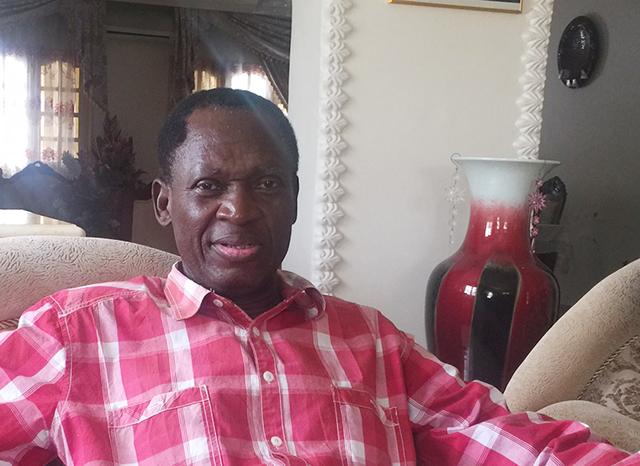 René Ndemezo'o Obiang exclu de son parti