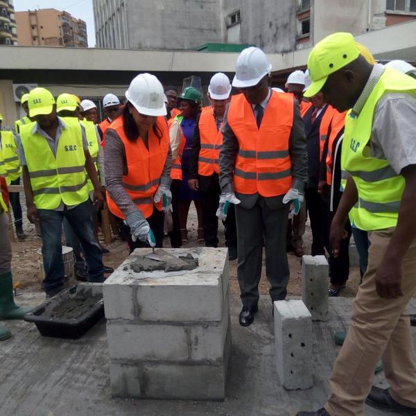 Chambre de commerce du Gabon : Construction des nouveaux locaux pour promouvoir l'entreprenariat
