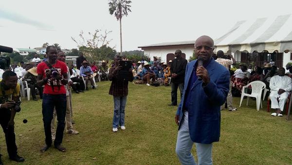 Jean Eyeghé Ndong un adepte de l'escroquerie politique ?
