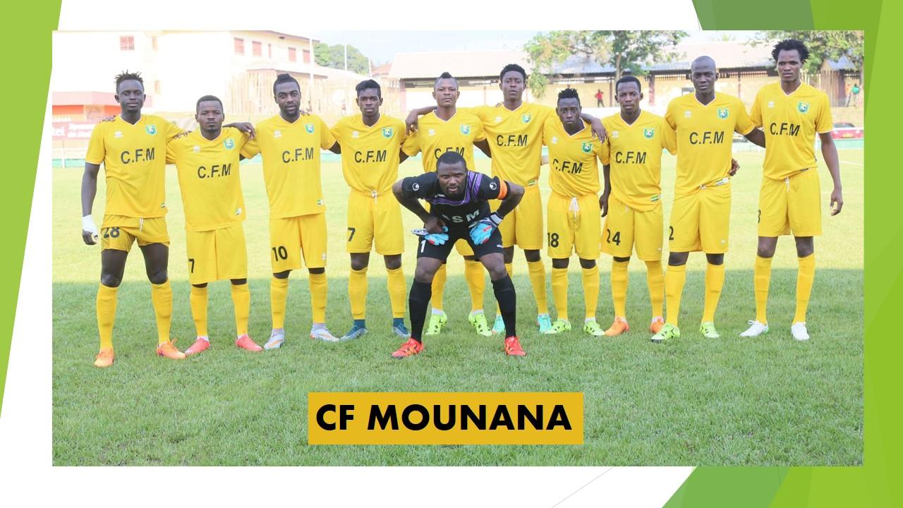 Coupe de la CAF : pas de miracle pour le CF Mounana éliminé en Egypte (1-2)