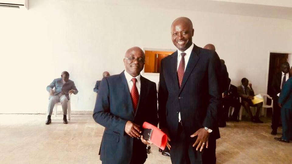 David Mbadinga appelle l'opposition gabonaise à se manifester contre Issozet-Ngondet
