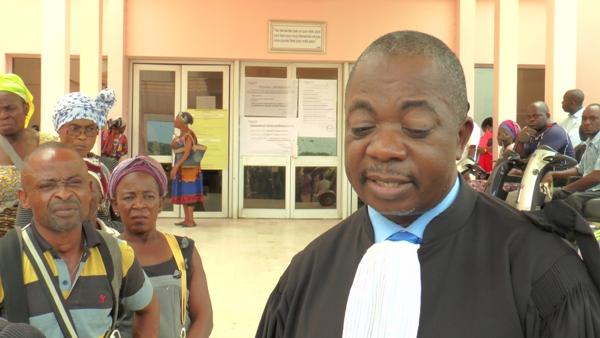 Plainte contre le directeur de la prison: le parquet reçoit la société civile ce lundi