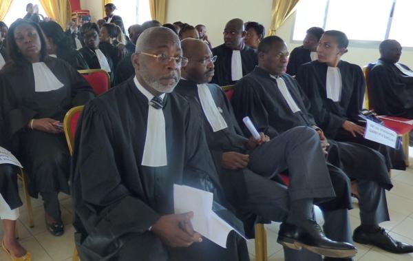 Fâchés, les avocats du Gabon ouvrent le feu contre l'appareil judiciaire