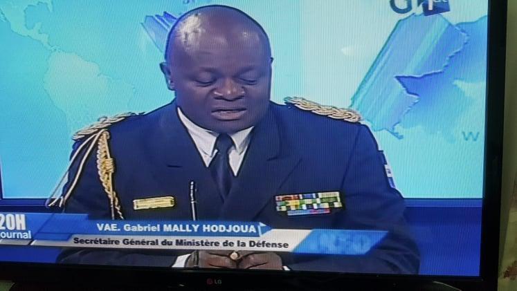 ONU: le casque bleu gabonais arrêté à Bangui pour vente de minutions de guerre sera rapatrié à Libreville pour être jugé et puni