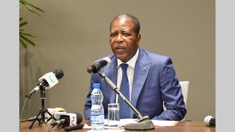 Mathias Otounga Ossibadjouo demande à ses détracteurs de le laisser travailler en toute sécurité