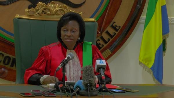 Il n'y a pas de coup d'Etat ni de vide institutionnelle au Gabon (Mborantsuo)