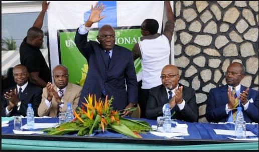 L'opposant Zacharie Myboto fera une déclaration samedi à Libreville sur l'Etat de la nation
