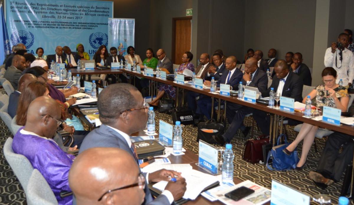 La mise en œuvre des accords politiques au centre de la 6ème réunion des représentants de l'ONU
