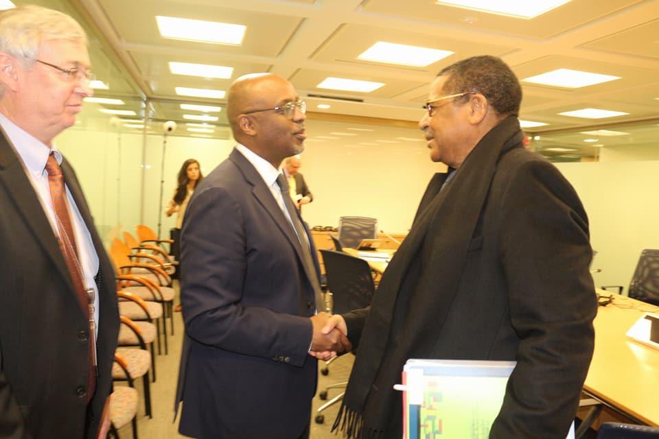Le patron de la commission de la CEMAC convoqué par le FMI à Washington