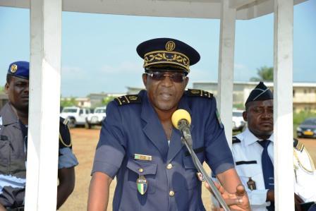 Jean  Clotaire  Thierry  Oyé  Nzué limogé du Commandement en chef de la Police Nationale