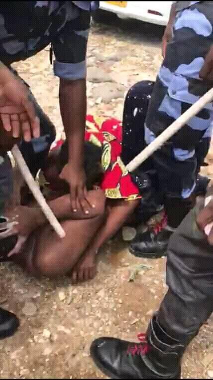 Violences policières à Sotega: le policier «tabasseur» au violon pour une durée indéterminée