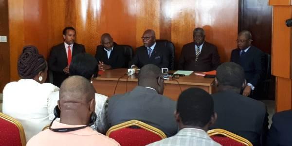 Déclaration des 41 partis de l'opposition lue ce jeudi à Libreville (Texte intégral)