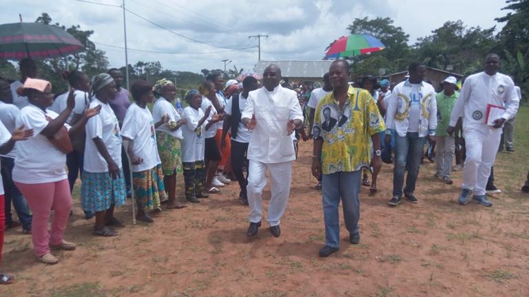 Législatives 2018 : Le PDG déterminé à faire barrage aux opposants dans le Canton Bokoué
