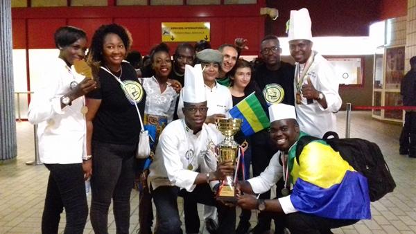Cuisine: des chefs gabonais cherchent désespérément deux billets d'avion pour participer à un prestigieux concours au Maroc
