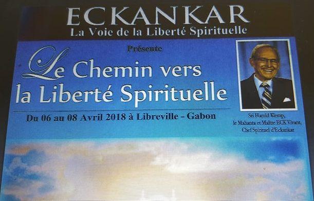 Religion: congrès du mouvement Eckankar d'Afrique centrale