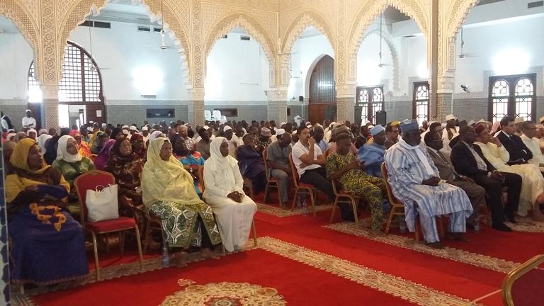 La Fondation Mohammed VI des Oulama africains est venu  prêcher l'islam tolérant au Gabon