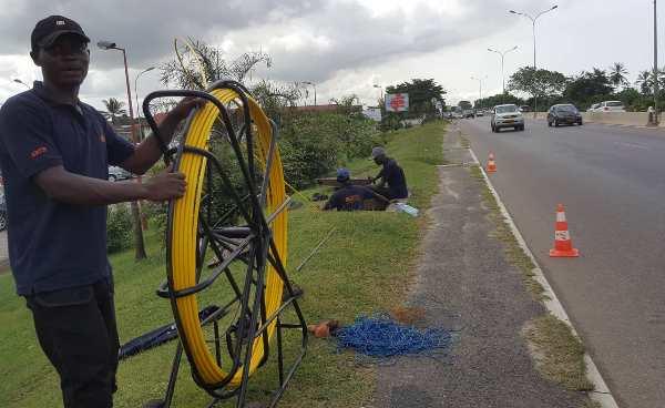 Explosion du nombre des utilisateurs internet au Gabon en 2017