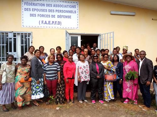 Une cinquantaine des femmes gabonaises outillées sur le leadership féminin