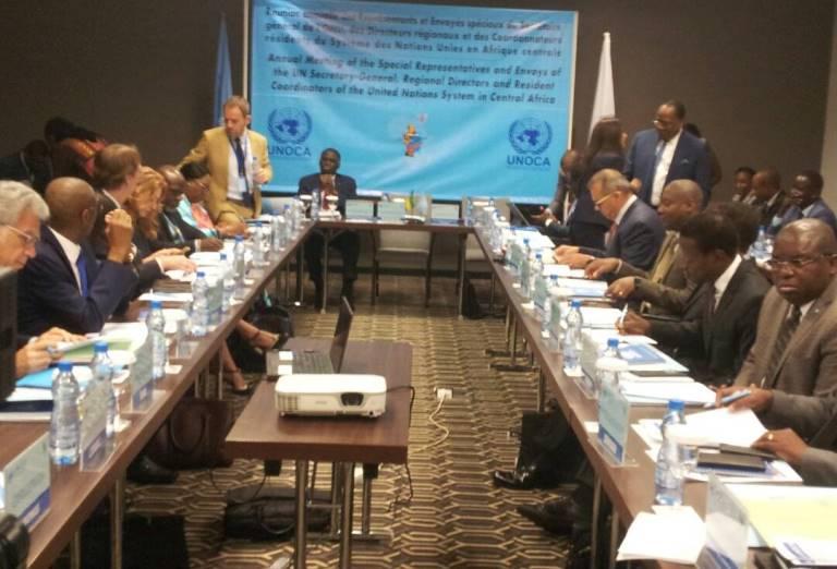 L'ONU et le Gabon discutent des questions liées aux accords politiques