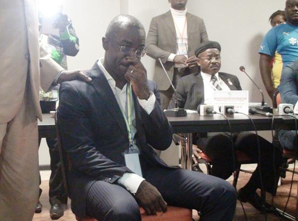 Alfred Bongo chassé de la présidence de la FEGABOXE par les présidents des ligues