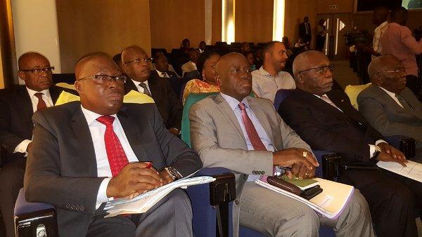 Moukagni Iwangou aurait appris sa nomination depuis Bruxelles