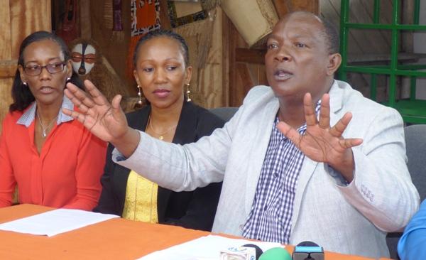 Le ROLBG demande au pouvoir de libérer les « détenus politiques »