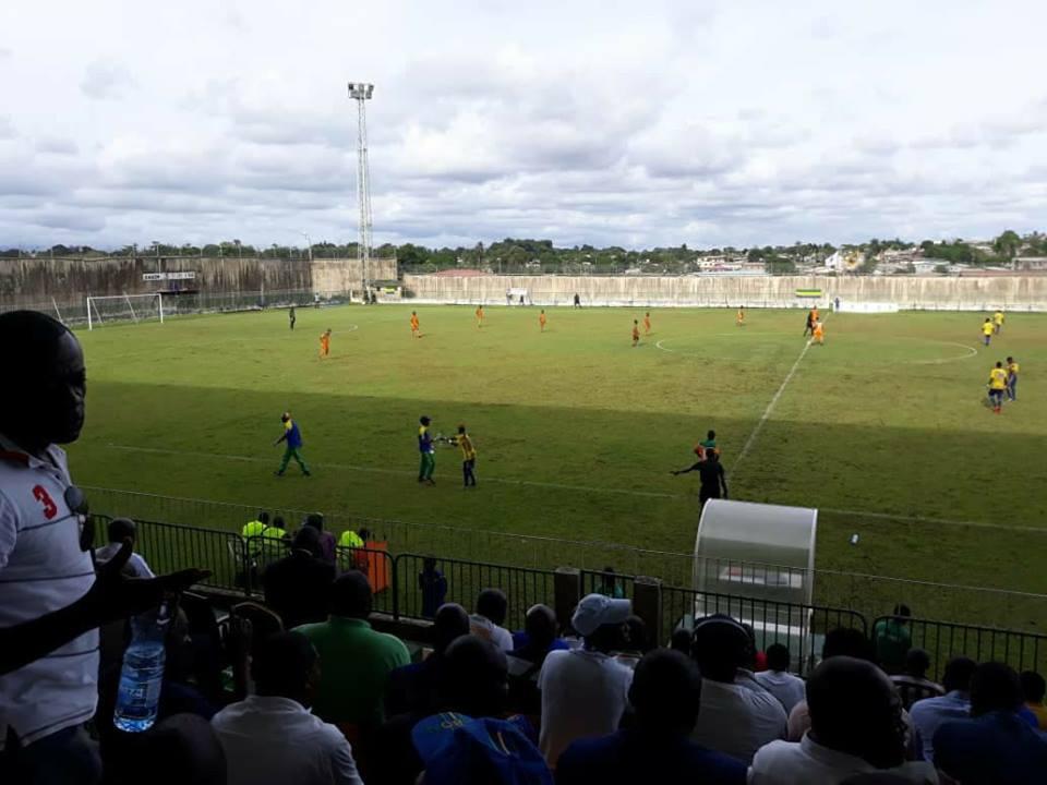 Bilie By Nze remporte sa première victoire avec les Panthères (3-0) contre la Côte d'Ivoire