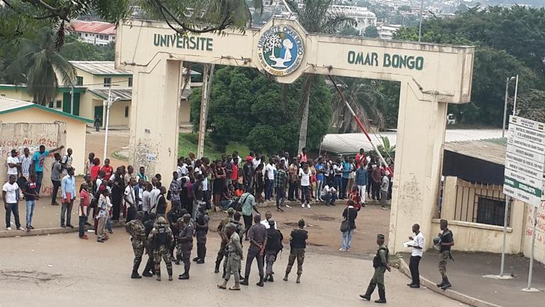 Les 28 étudiants interpellés pour avoir revendiqué leur bourse désormais libres