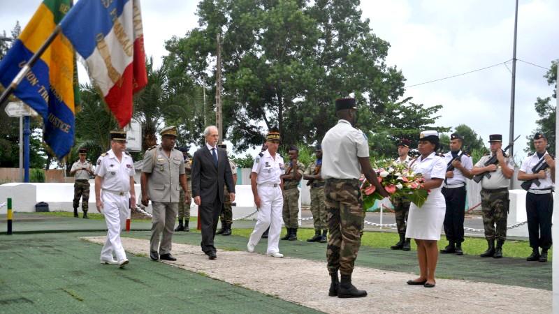 Emmanuel Macron nomme un nouvel ambassadeur au Gabon
