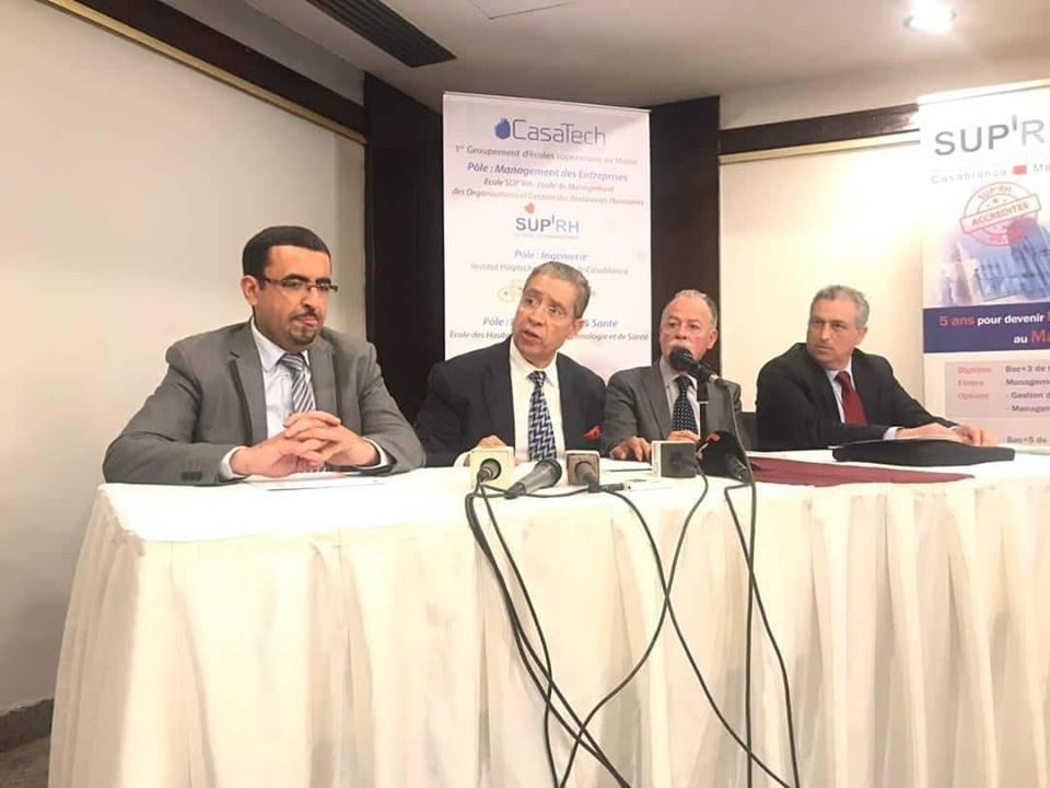 Enseignement supérieur : Le groupe marocain CasaTech veut mettre son savoir à la disposition des étudiants gabonais
