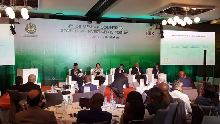 4ème Forum des Fonds Souverains de la BID : Les PPP comme stratégie efficace pour booster la diversification de l'économie gabonaise