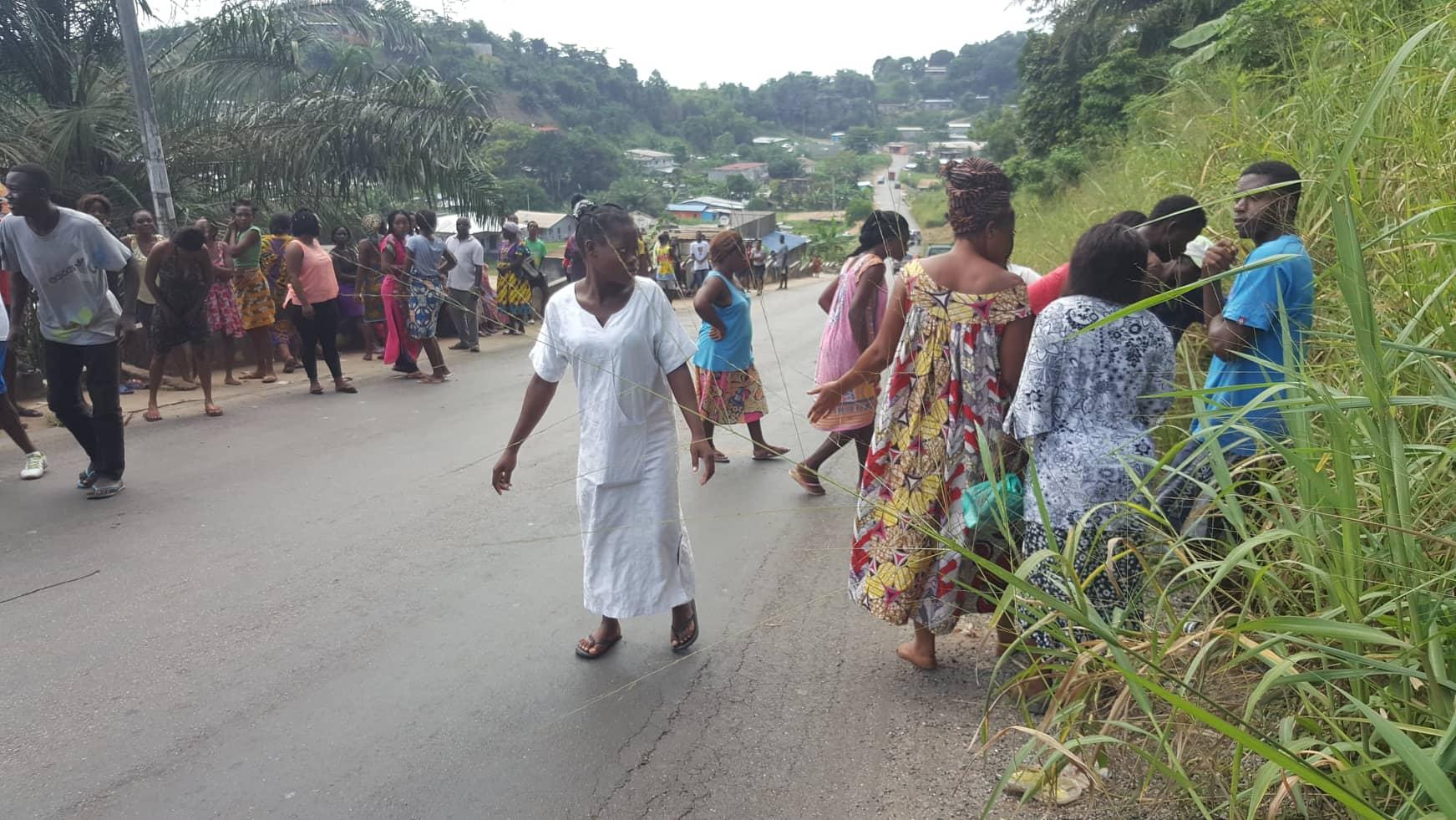 Insécurité: un corps sans vie retrouvé jeudi matin à Malaba vers Melen