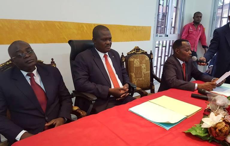 Dissolution de l'Assemblée Nationale : Les Mamboundouîtes saluent une décision courageuse