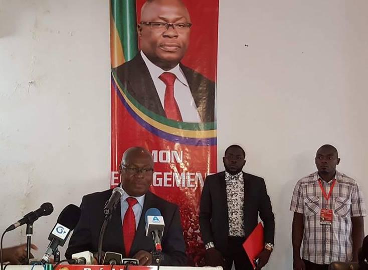 Moukagni Iwangou envisage de quitter le gouvernement si l'opposition ne remporte pas les prochaines législatives