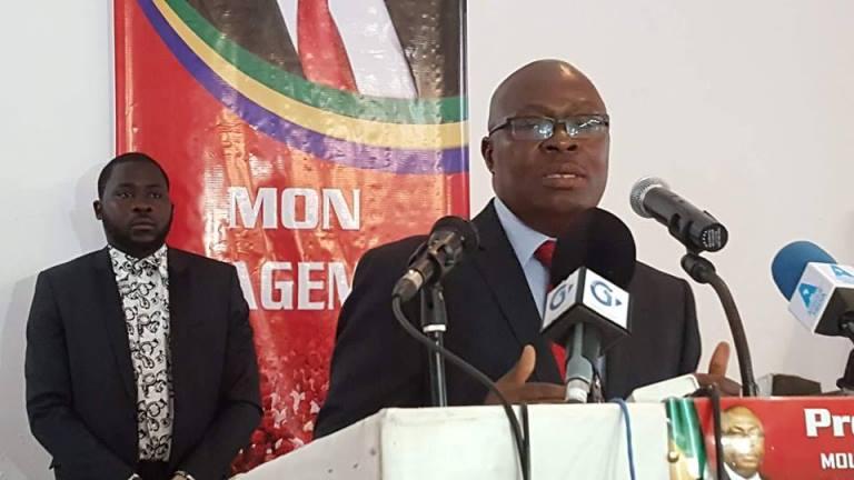 US : les démissionnaires ont tiré les conséquences de leurs actes, riposte le SG de Moukagni Iwangou