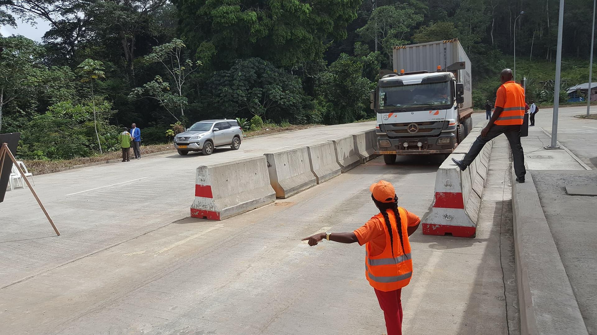 Pont bascule de Ndjolé : le barème des amendes à l'origine de la colère