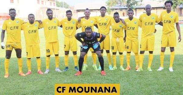 Football: le CF Mounana éliminé du championnat avant les play-offs