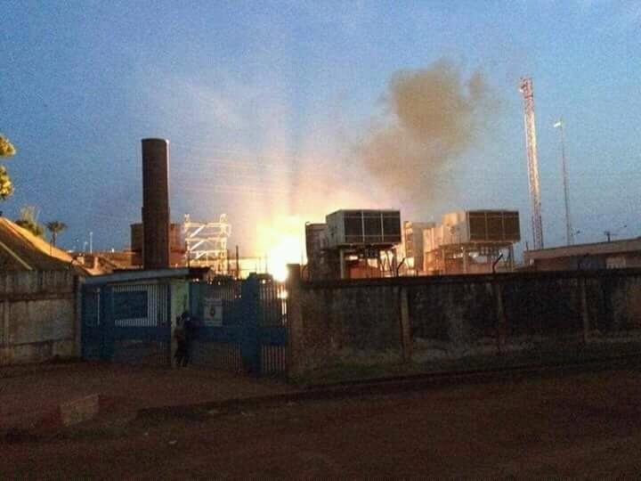 La coupure d'électricité de vendredi matin était due à un incident technique (SEEG)