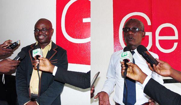 Timothée Memey et Abel Mimongo ''draguent'' les journalistes sportifs pour l'élection à la HAC
