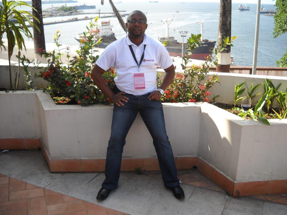 Le journaliste Jean Claude Afa'a au cachot à Belle vue 2