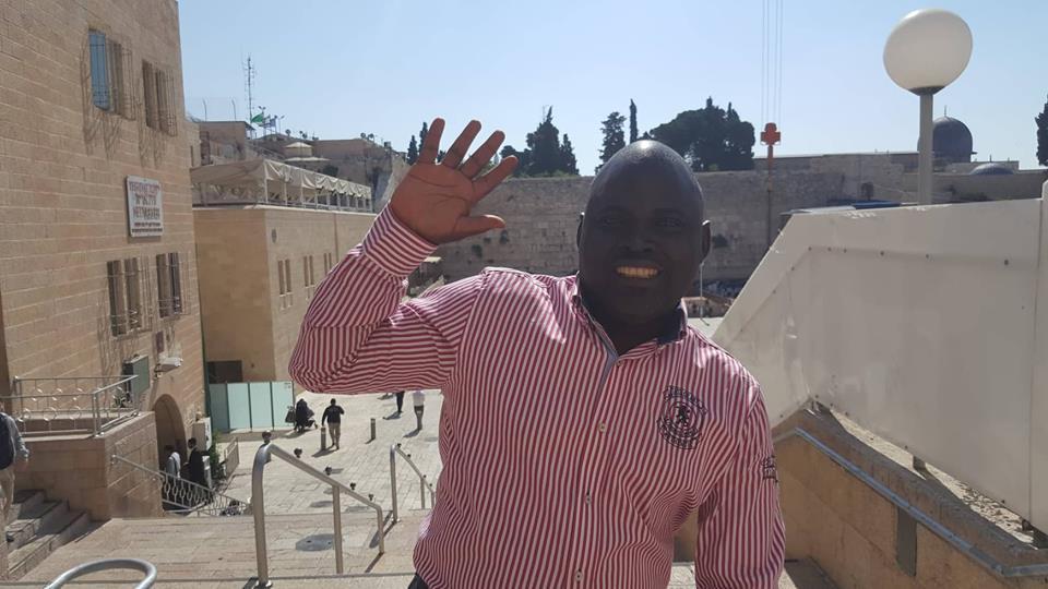Mon pèlerinage à Jérusalem sur les traces de Jésus-Christ (Reportage d'Yves Laurent GOMA)