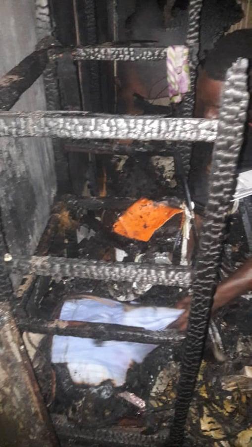 La résidence du représentant de Jean Ping à Port-Gentil ravagée par un incendie
