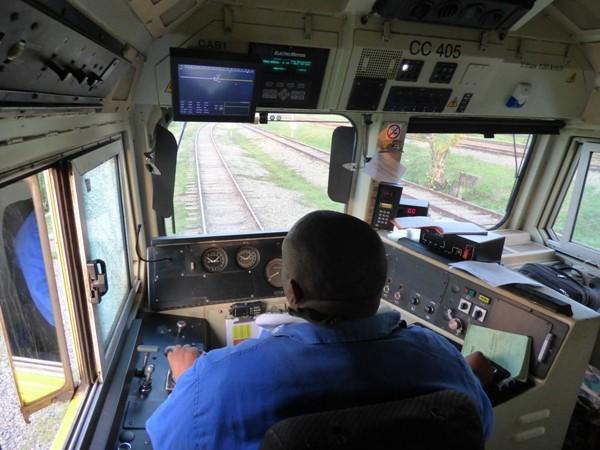 SETRAG immobilise la voie pour tenter de récupérer la dépouille du présumé voleur doublement écrasé par deux trains